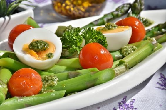 Los mejores alimentos para la primavera
